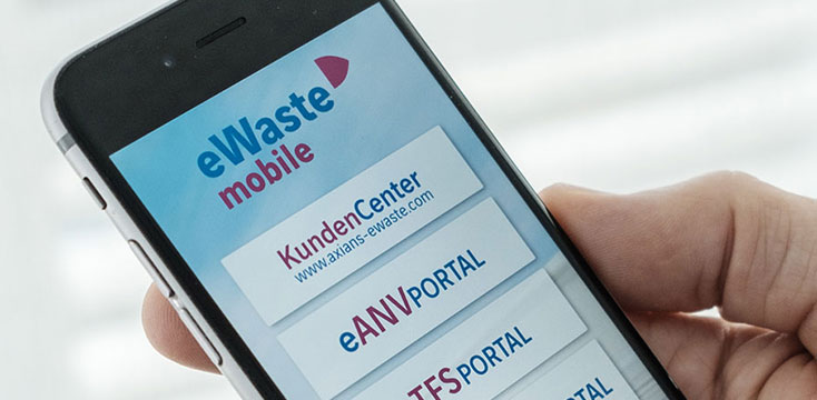 Mobile solutions for waste management and the environment
