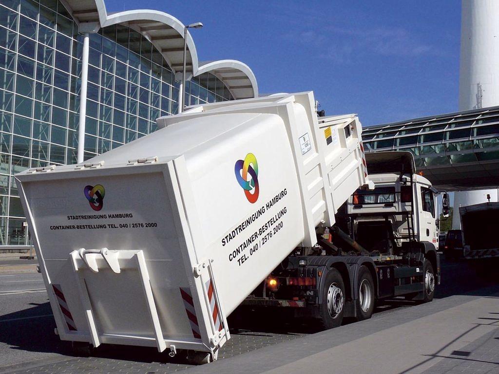 Erfolgreiche Integration der dezentralen Wiegedatenerfassung inklusive eANVportal in das zentrale SAP System der Stadtreinigung Hamburg