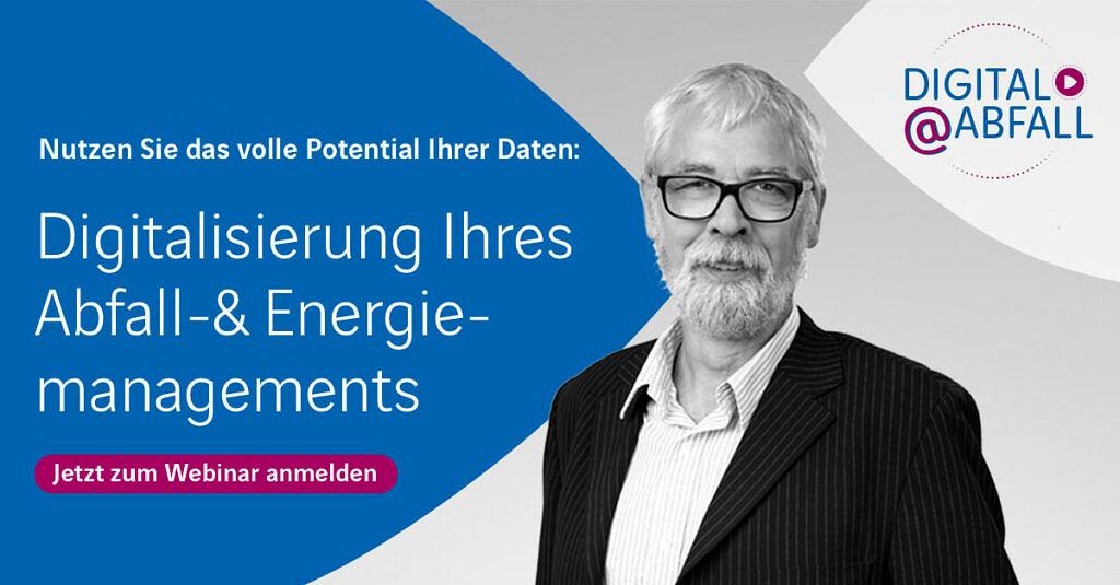 Digitalisierung Abfall-und Energiemanagement