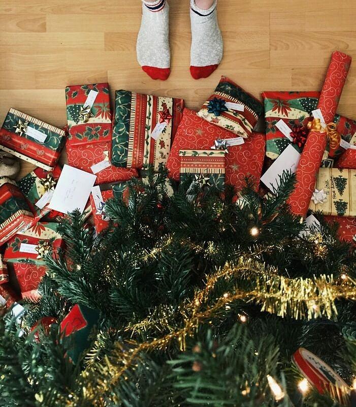 Weihnachtszeit ist Abfallzeit