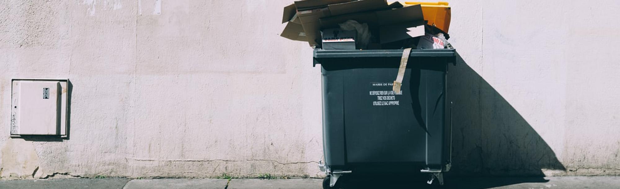 Wenn Müll intelligent wird – die Zukunft heißt Smart Waste