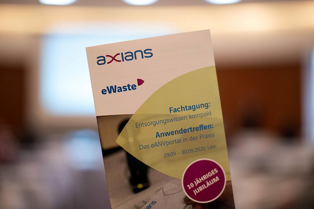 Rückblick zum 10. Jubiläum der Fachtagung/ eANVportal-Anwendertreffen 2020