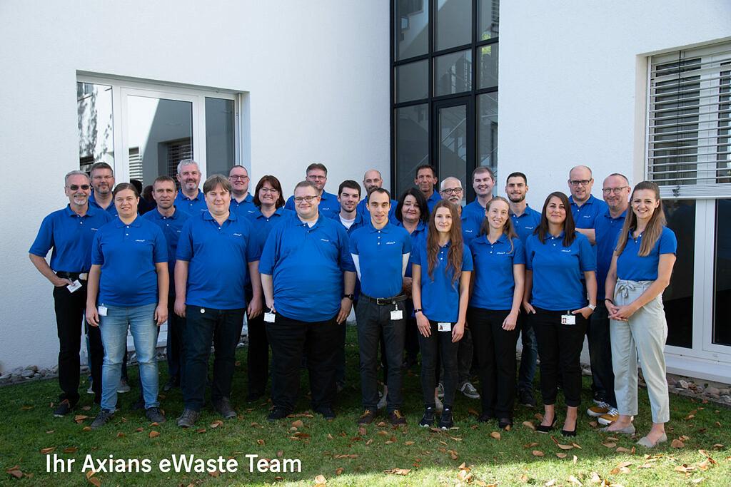 Axians eWaste Team