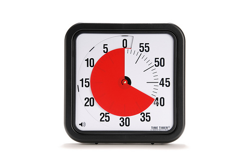 Time Timer Lebenshilfe
