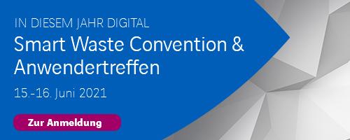 Axians eWaste Smart Waste Convention und Anwendertreffen 2021