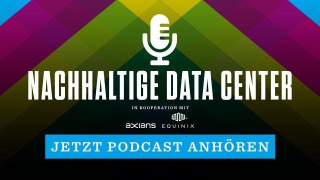 Podcast über Data Center: Klimakiller oder Klimaretter?