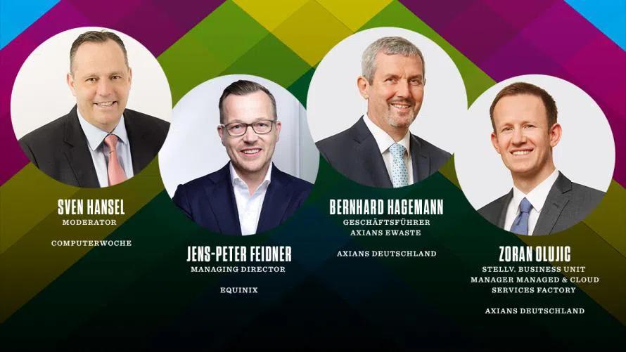 IDG-Tech Talk mit Bernhard Hagemann