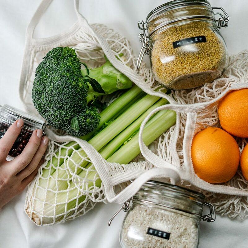 Nachhaltige und umweltfreundliche Lebensmittelverpackungen